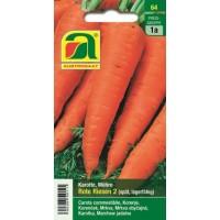 Karotte rote Riesen